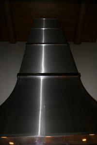 Custom Stainless Steel Hood