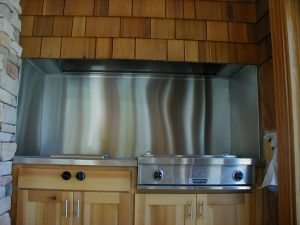 Stainless Hood